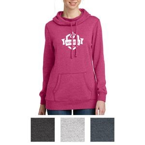 District® Ladies' Lightweight Fleece Hoodie
