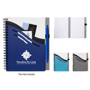Double Dip Spiral Notebook