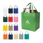 Custom Non-Woven Shopper Tote Bag