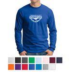 Custom Gildan Adult Ultra Cotton Long Sleeve T-Shirt