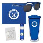 Custom Towel Tumbler Golf Kit