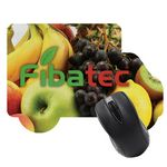 Custom Truck Shaped Dye Sublimated Computer Mouse Pad