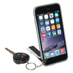 Custom Bottle Opener/Phone Stand Key Chain
