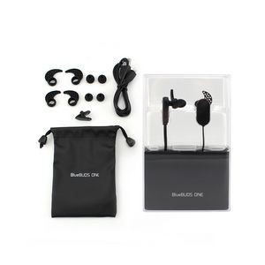 Bluebuds One Wireless Earbuds with Microphone