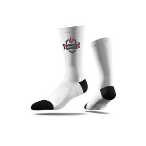 Strideline® One Press Crew Sock