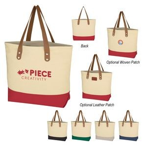 Alison Cotton Tote Bag