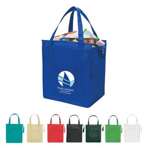 Non-Woven Insulated Shopper Tote Bag