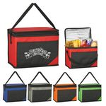 Custom Non-Woven Chow Time Kooler Bag