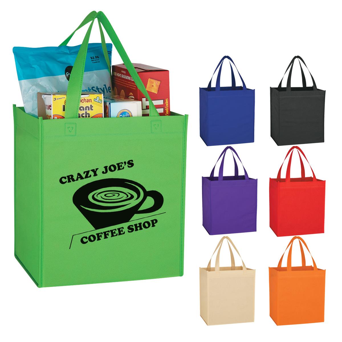 Non-Woven Shopping Tote Bag
