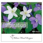 Custom 2018 lnspiration Wall Calendar - Spiral