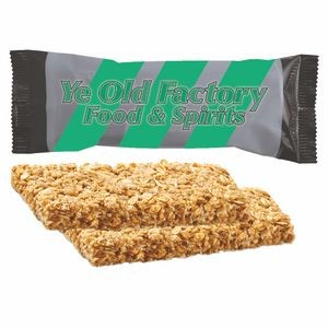 Custom Individually Wrapped Granola Bar
