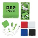 Custom Travel Essentials Kit
