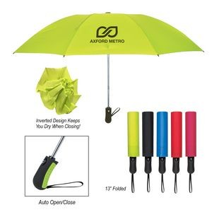 "46"" Arc Telescopic Inversion Umbrella"