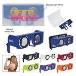 Custom Folding Virtual Reality Goggles