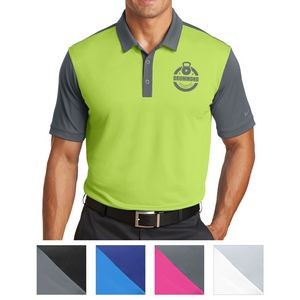 Nike Dri-FIT Colorblock Icon Modern Fit Polo