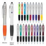 Custom Satin Stylus Pen