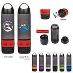 Custom 16 Oz. Tritan Rumble Bottle With Speaker