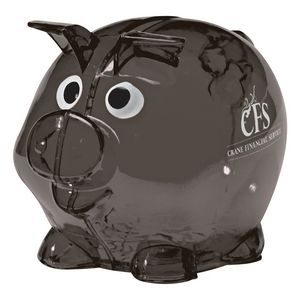 Custom Mini Plastic Piggy Bank