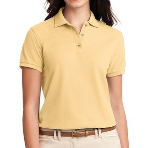 Port Authority® Ladies' Silk Touch™ Polo