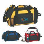 Custom Deluxe Sports Duffel Bag