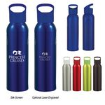 Custom 20 Oz. Aluminum Sports Bottle