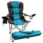 Custom Double Layer Deluxe Folding Chair