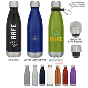 16 Oz. Stainless Steel Swig Bottle