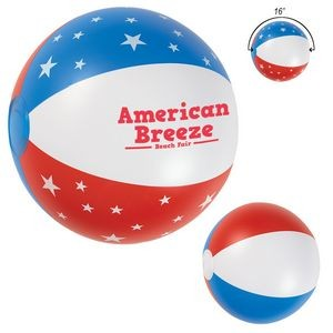 "16"" USA Beach Ball"