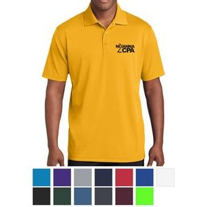 Sport-Tek® Men's PosiCharge® RacerMesh™ Polo