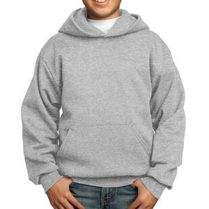 Port & Company® Youth Core Fleece Pullover Hooded Sweatshirt