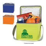 Custom Non-Woven Six Pack Kooler Bag