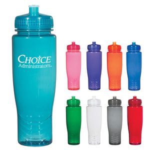 28 Oz. Poly-Clean Plastic Bottle