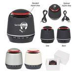 Custom Soft Touch Speaker
