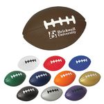 Custom Football Shape Stress Reliever
