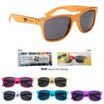 Custom Metallic Malibu Sunglasses
