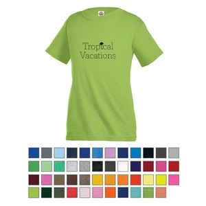 Delta® Pro Weight™ Youth Short Sleeve Tee