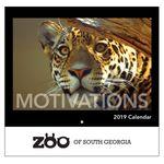 Custom 2018 Motivations Wall Calendar - Stapled