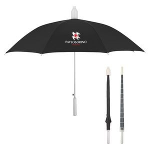 "46"" Arc Umbrella With Collapsible Cover"
