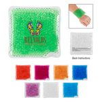Custom Square Gel Beads Hot/Cold Pack