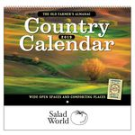 Custom 2018 The Old Farmer's Almanac Country Wall Calendar - Spiral
