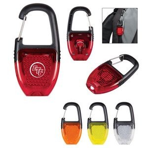 Reflector Key Light With Carabiner