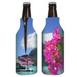 Custom Zippered Bottle Coolie