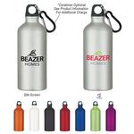 Custom 20 Oz. Tundra Aluminum Bike Bottle