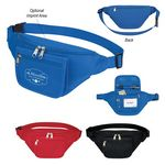 Custom Fanny Pack With Organizer