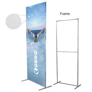 Fabric Banner Stand - Standard