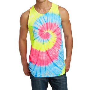 Port & Company® Tie-Dye Tank Top