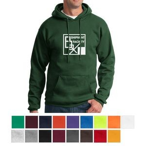 Port & Company® Tall Essential Fleece Pullover Hooded Sweatshirt