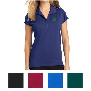 OGIO® Ladies' Linear Polo