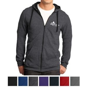 District® Young Men's The Concert Fleece™ Full-Zip Hoodie