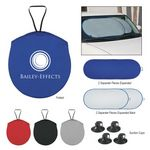 Custom Collapsible Automobile Sun Shades